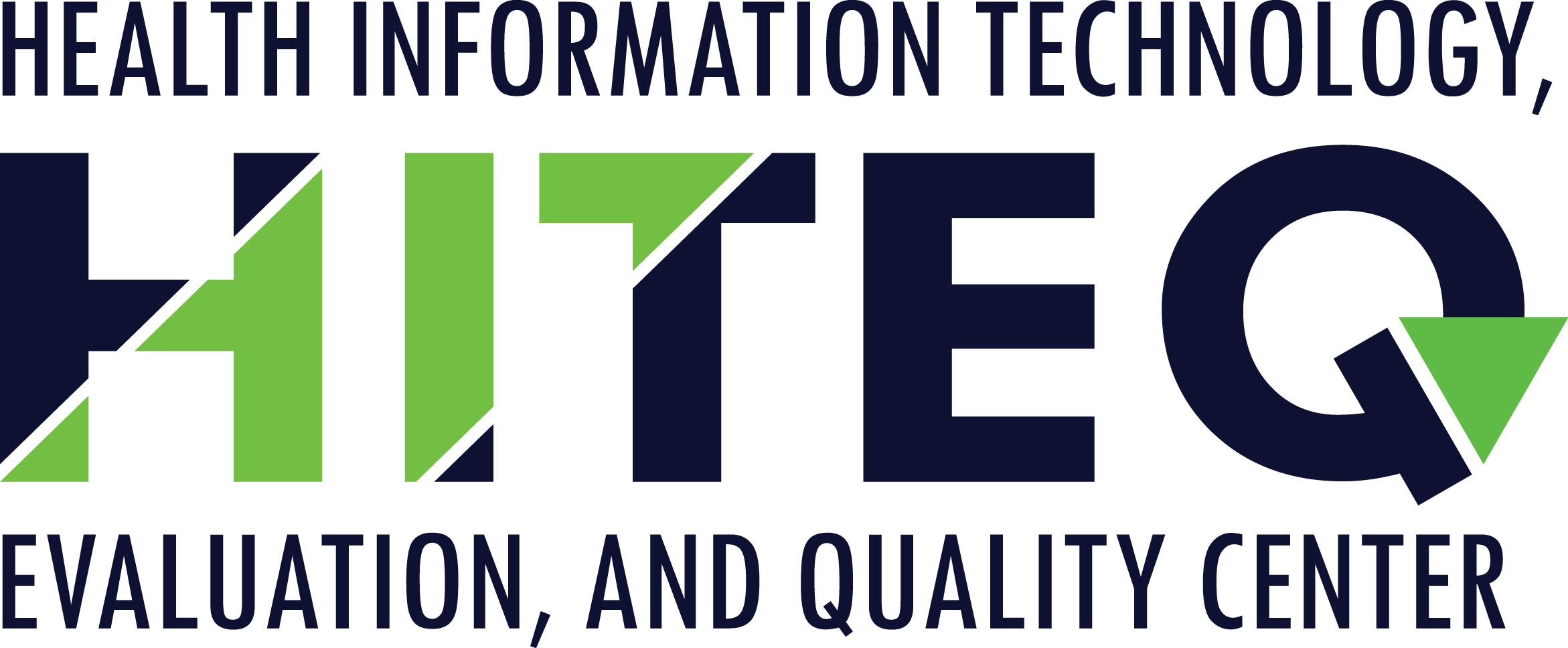 logo for Health Information Technology, Evaluation, and Quality Center