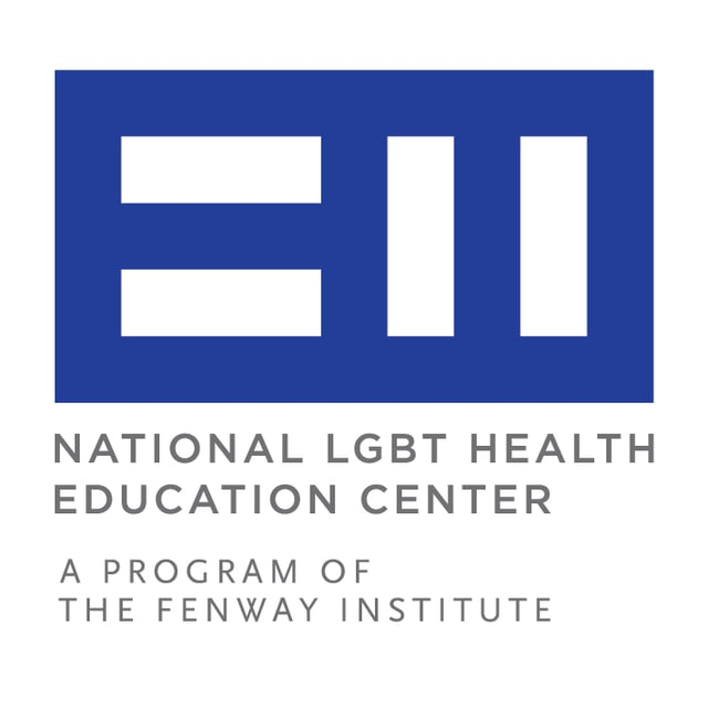 National LGBT Health Education Center logo